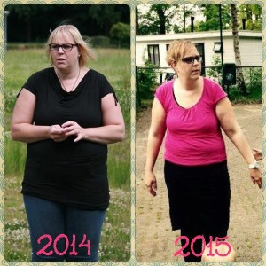 Nancy Zijl before after